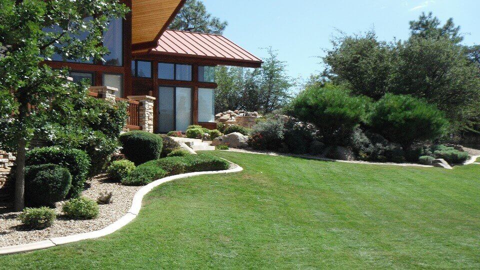 Residential Property - RALEIGH, NC - Lawn Care & Landscaping - Raleigh, NC - Recovery Landscape - Welcome
